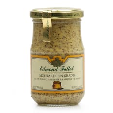 Edmond Fallot Wholegrain Mustard, 200g