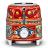 Smeg Dolce & Gabbana 2 Slice Toaster front view