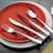 SOLA Lotus 50 Piece Cutlery Set