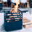 Hoefats Cube Fire Basket in use