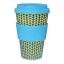 Ecoffee Cup Bamboo Travel Mug, 400ml Norweaven