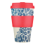 Ecoffee Cup Bamboo Travel Mug, 400ml Waimea