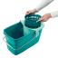 how to use the Leifheit Bucket