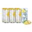 Pura Soda Ginger & Lemon Flavour, 330ml 6 Pack