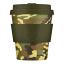 Ecoffee Cup Bamboo Travel Mug, 250ml Mike & Eric