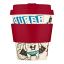 Ecoffee Cup Bamboo Travel Mug, 250ml Superhero
