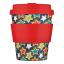 Ecoffee Cup Bamboo Travel Mug, 250ml Little Star