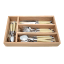 Laguiole by Andre Verdier Classic Country Look 24 Piece Cutlery Set, ivory