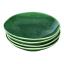 Mervyn Gers Pasta Bowl, Set of 4 Fig Green