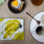 Wanderland Collective Victoria Verbaan Napkins, Set of 2 Banana