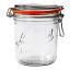 Le Parfait Super Terrine Glass Jar, 750ml