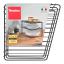 Metaltex Lava 2 Tier Palio Corner Shelf packaging