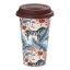 Delonghi Double Wall Ceramic Travel Mug, 300ml, Animals