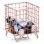 Barista & Co Corral Pod Coffee Capsule Storage, Copper