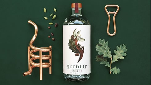 Seedlip Non-Alcoholic Drinks