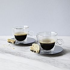 Coffee & Tea Glasses
