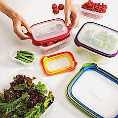 Food Containers & Savers