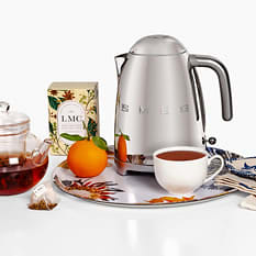 The Tea Fanatic