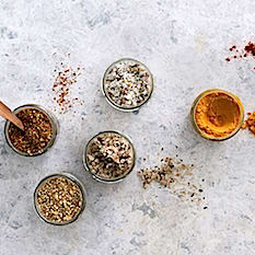 Rubs, Spices & Seasonings