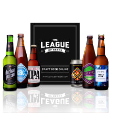 League of Beers Monthly Mixed Case