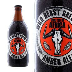 Wild Beast Amber Ale