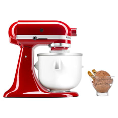 KitchenAid Artisan and Heavy Duty Stand Mixer 1.9L Ice Cream Attachment