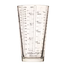 KitchenCraft Glass Measuring Cup, 1.5 Cups