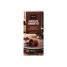 NOMU Chocolate Fondant Kit, 220g