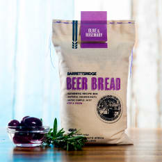 Barrett's Ridge Beer Bread Kit - Olive and Rosemary