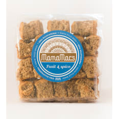 Mamamac's Fruit & Spice Rusks, 400g