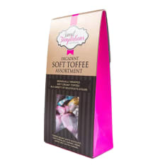Sweet Temptations Decadent Soft Toffee Assortment Box, 180g