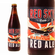 Red Sky War Hawk Red Ale