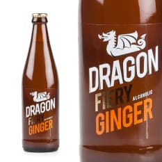 Dragon Brewing Company Fiery Ginger