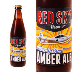 Red Sky Tweety Bird Amber Ale