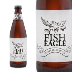 Wild Clover Brewery Fish Eagle Fruity Belgian Wit