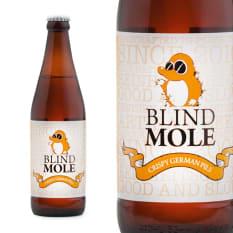 Wild Clover Brewery Blind Mole Crispy German Pilsner