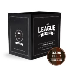 League of Beers Dark Beers Mixed Case