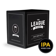 League of Beers IPA Mixed Case