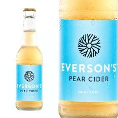 Everson's Cider Pear Cider