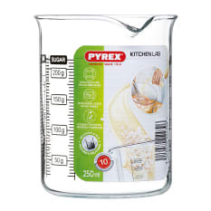 Pyrex Kitchen Lab Beaker with Measurements