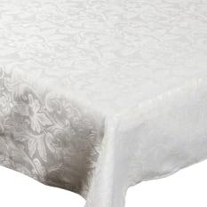 Balducci Earth Collection Damask Linen Tablecloth