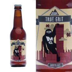Mad Giant Brewing True Grit Amber Ale