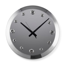 Carrol Boyes Coil Wall Clock, Large