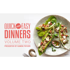 Quick and Easy Dinners 2
