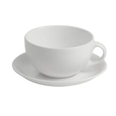 Fortis Luzerne New Bone Classic Cappuccino Cup and Saucer