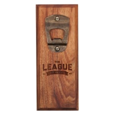 League of Beers Magnetic Bottle Opener