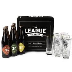 League of Beers CBC Gift Box
