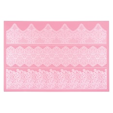 Sweetly Does It Sugar Lace Mat, Filigree