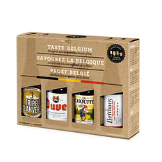 League of Beers Taste Belgium Gift Pack