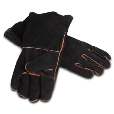 Humble & Mash Leather Braai & Fireplace Gloves